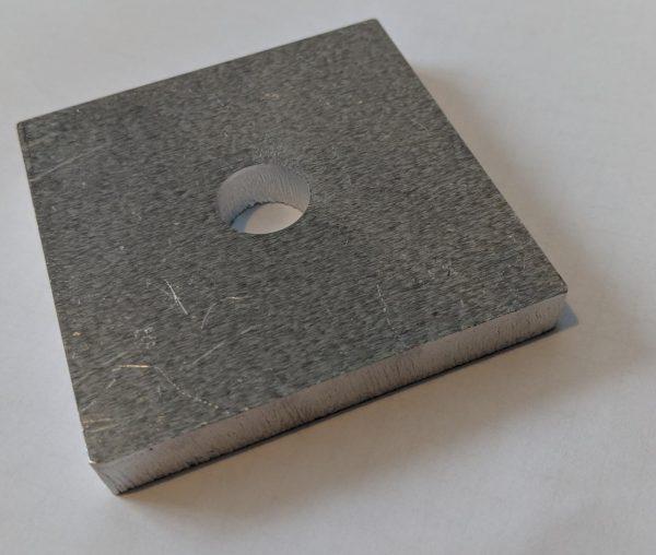 drain blocks for glass balustrade