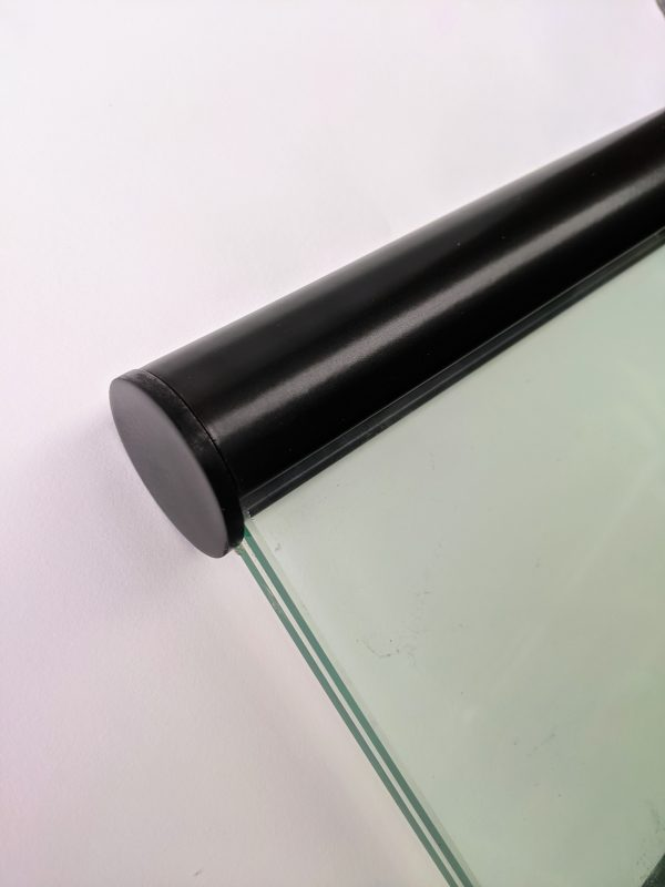 slotted handrail coloured